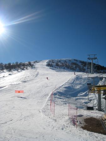 Sciare ad Artesina